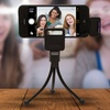 Aduro U-Snap Wireless Selfie Remote Photo Clicker with Tripod