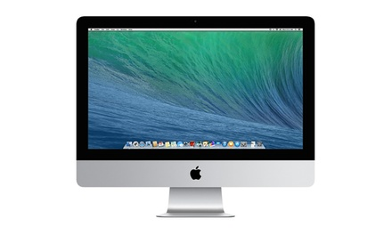 Apple iMac 21.5'' Intel Core i5 2.5 Ghz reacondicionado (entrega gratuita)
