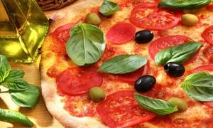 Sapor'è Ristorante: Menu pizza con antipasto, dolce e birra (sconto fino a 64%)