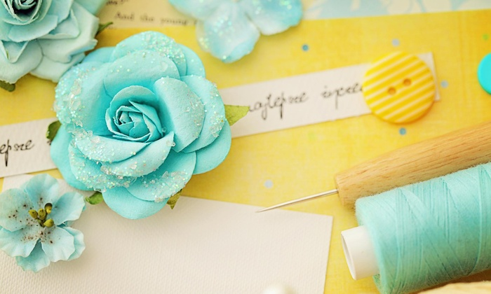 Etched Memory - Martinez: $27 for $49 Worth of Scrapbooking — Etched Memory