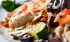 Byblos Lounge - Downtown Worcester: Lebanese Cuisine at Byblos Lounge (Up to 53% Off). Two Options Available.