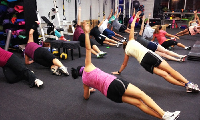 Ultimate Body Boot Camp - Multiple Locations: $29 for 12 Boot-Camp Sessions at Ultimate Body Boot Camp ($249 Value).