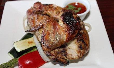 Thai Cuisine at Chao Krung (33% Off). Two Options Available.