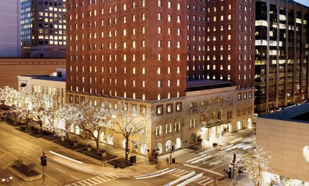 Groupon Deal: Stay at Warwick Allerton Hotel, Chicago, with Dates into February