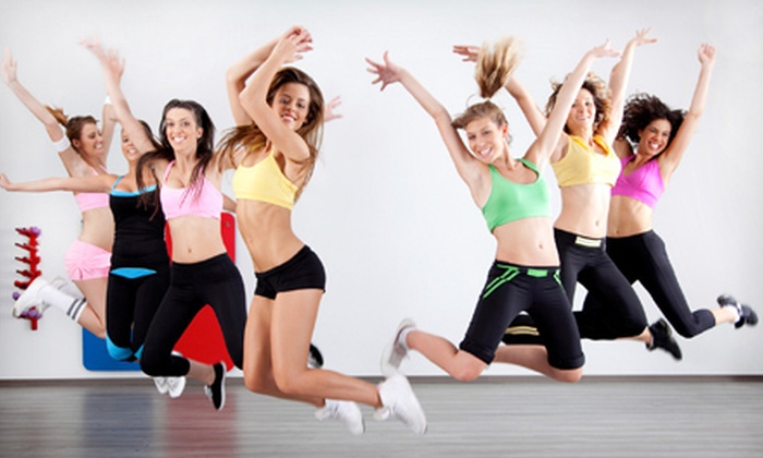 Feel Good, Look Great - Rahway: 10 or 20 Zumba Classes at Feel Good, Look Great (Up to 79% Off)