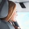 Bluetooth Visor-Mount Speakerphone