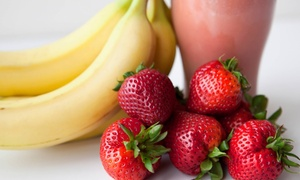 Your Better Body Nutrition: $8 for Four $5 Vouchers for Smoothies from Your Better Body Nutrition ($20 Value)