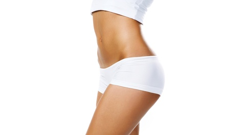 One or Three Ultrasound-Cavitation Lipo Treatments at Aspiring Laser Renewal (Up to 75% Off)