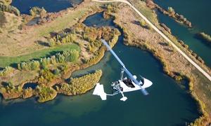 Equipe de France ULM: Un baptême de l'air en autogire à 99 € chez Equipe de France ULM