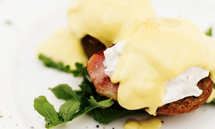 Graceland Cafe Restaurant - Doncaster East: Brunch or Lunch with Coffee for Two ($19) or Four People ($35) at Graceland Cafe Restaurant, Doncaster (Up to $92 Value)