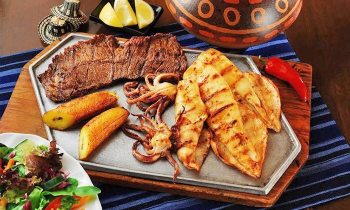 Las Tablas Colombian Steakhouse Las Tablas Colombian Steakhouse Groupon