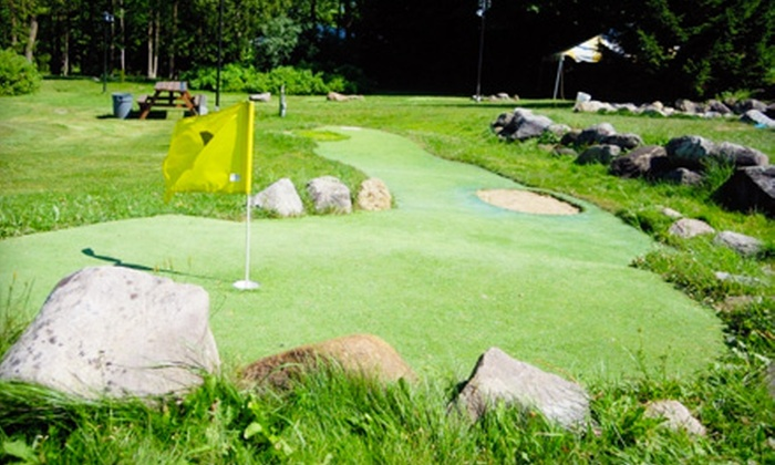 Capital Golf Centre - Greenbelt: Round of Golf for Two, or Two Medium Buckets of Range Balls at Capital Golf Centre (50% Off)
