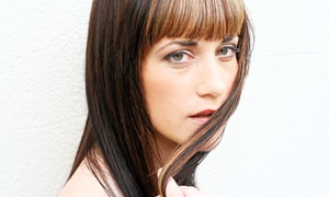 Style Talks: Haircut and Conditioning with Optional Highlights, or Hair Boot Camp 101 at Style Talks (Up to 52% Off)
