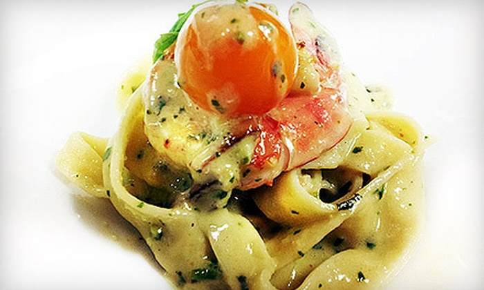 Portofino's - Colonie: Italian Cuisine at Portofino's (52% Off). Two Options Available.