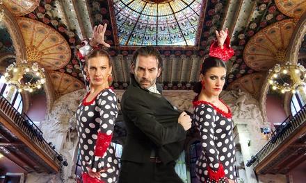 """1 o 2 entradas al show """"Arte Flamenco"""" el 13 de abril al 9 de noviembre desde 17,95 € en Barcelona"""