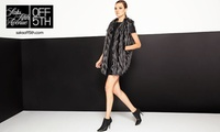 GROUPON: Saks Fifth Avenue OFF 5TH. In-Store or Online.  Saks Fifth Avenue OFF 5TH