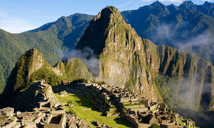 Peru Vacation with Airfare - Lima, Cusco, and Machu Picchu: 6-Day Peru Vacation with Airfare from Keytours Vacations. Price/Person Based on Double Occupancy.