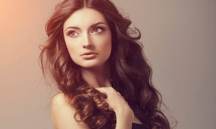 Haircut Packages at Tricho Salon & Spa (Up to 57% Off). Three Options Available.