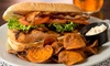 lady & sons - Downtown Savannah: Southern Buffet for Two or Four at The Lady & Sons (Up to 44% Off)