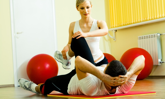 Trained By Devon - Produce and Waterfront: Two Personal Training Sessions at Trained By DeVon (65% Off)