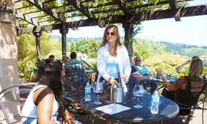 Embrace Oregon Tours: Four-Hour Winery Tour for One or Two from Embrace Oregon Tours in McMinnville (Up to 51% Off)