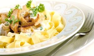 Mollica's Italian Market & Deli: Italian Lunch or Dinner for Two at Mollica's Italian Market & Deli (Up to 50% Off)