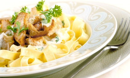 Italian Lunch or Dinner for Two at Mollica's Italian Market & Deli (Up to 50% Off)