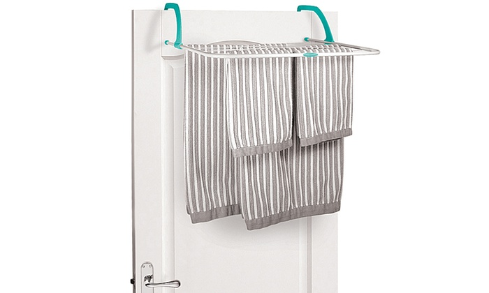 Over The Door Bath Towel Drying Rack: Over The Door