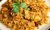 Mr. India Haveli Restaurant - Inside Mr. India Grocers: Indian Prepared Hot Food at Mr. India Haveli Restaurant (Up to 52% Off)