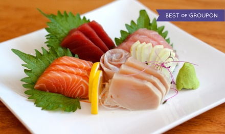 Japanese Cuisine at Benkay Japanese Restaurant & Sushi Bar (Up to 40% Off)