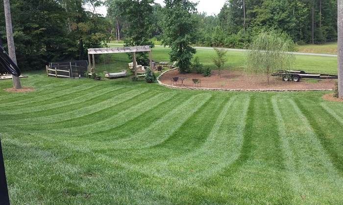 Big Dreams Lawn And Landscapes - Charlotte: $20 for $40 Groupon — Big Dreams Lawn and Landscapes