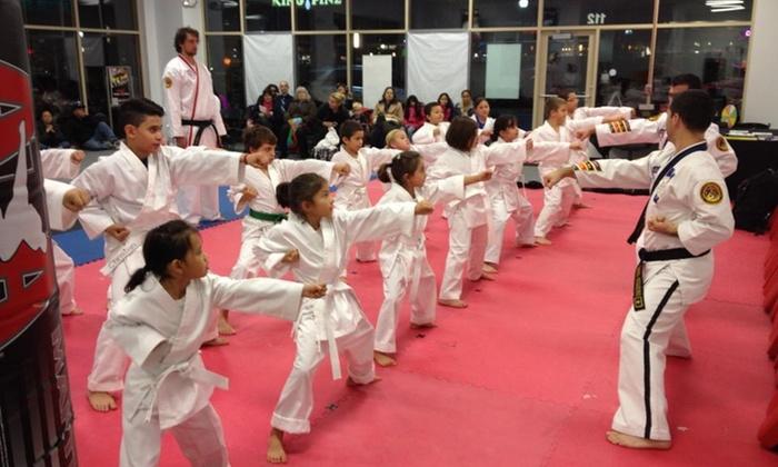ATA Elite Martial Arts - Leesburg: 5 or 10 Martial-Arts Classes at ATA Elite Martial Arts (Up to 72% Off)