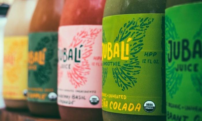 Jubalí - Boston: $99 for $198 Worth of Juice Cleanses — Jubalí