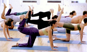 Winchester Aerobics: 10 or 20 Yoga, Pilates, Step, Muscle, or Aerobics Classes at Winchester Aerobics (Up to 60% Off)