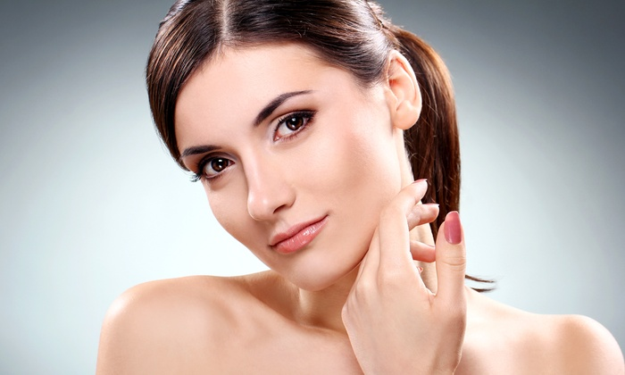 Facial Restoration - Bondurant: Acne Scar or Stretch Mark Revision Treatments at Facial Restoration (Up to 67% Off)