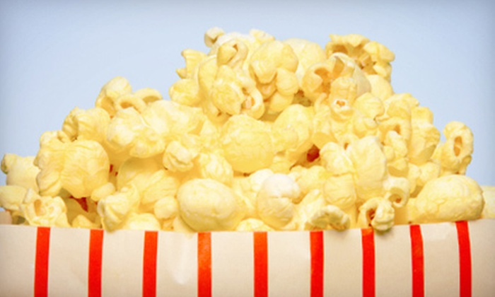 The Varsity Theatre - Downtown Chapel Hill: $10 for Six Movie Admissions and One Small Bag of Popcorn at The Varsity Theatre ($23 Value)