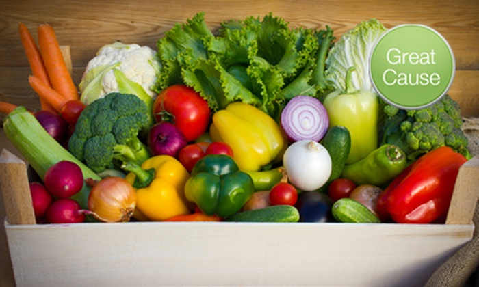 South Hills Interfaith Ministries: $10 Donation to Help Grow Produce for Low-Income Families