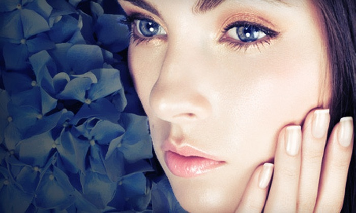 Defined Beauty - Shoreline: Permanent Eyeliner for the Upper Eyelids, Lower Eyelids, or Both at Defined Beauty (Up to 61% Off)