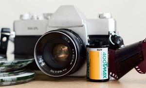 Platinum Designz: Up to 250 Scans of Film, 35mm Film, or Prints at Platinum Designz (Up to 65% Off)