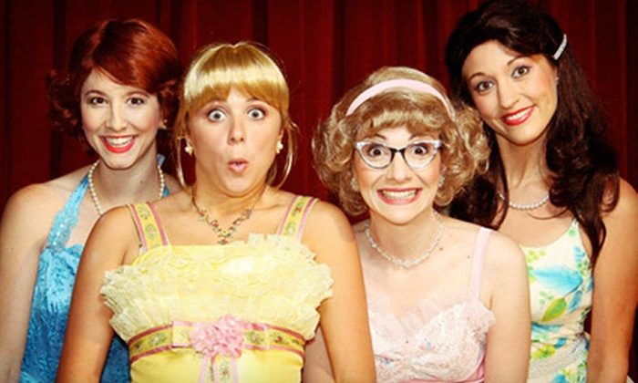 """The Marvelous Wonderettes"" - The Lower Ossington Theatre: $49 for ""The Marvelous Wonderettes"" Performance for Two at Lower Ossington Theatre ($98 Value)"