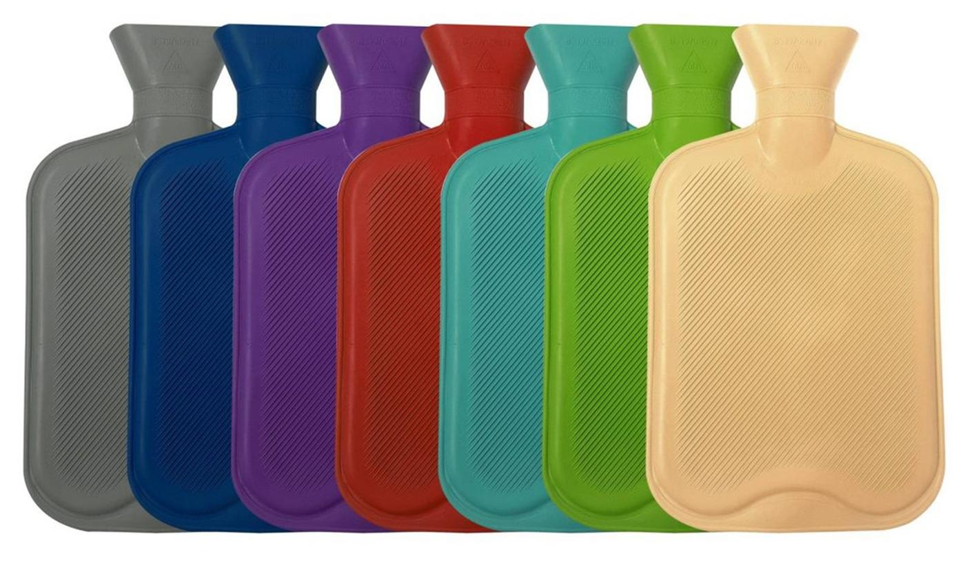 One, Two or Three 2L Hot Water Bottles
