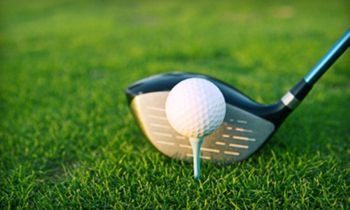 Tee Time Golf Pass - Ashton Heights: $29 for Discounted Golf Rounds at Courses Throughout Mid-Atlantic Region from Tee Time Golf Pass ($59.95 Value)