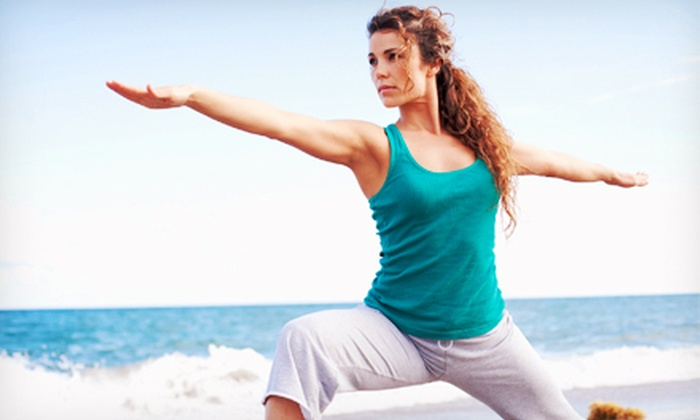 Oceanfront Fitness LLC - Multiple Locations: 10 or 20 Small Group Yoga Classes from Oceanfront Fitness LLC (Up to 87% Off)