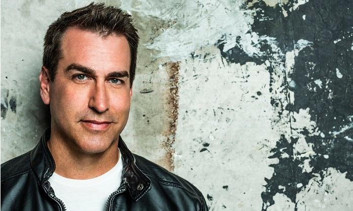 The Holiday Hangover Hosted by Rob Riggle - Mandalay Bay Events Center: The Holiday Hangover Hosted by Rob Riggle on Saturday, January 17, at 8 p.m. (Up to 74% Off)