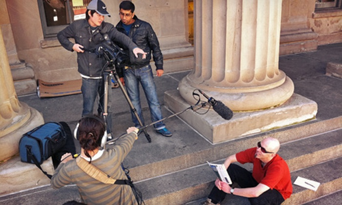 San Francisco School of Digital Filmmaking - SoMa: $79 for a One-Day Intro to Filmmaking Class at San Francisco School of Digital Filmmaking ($199 Value)