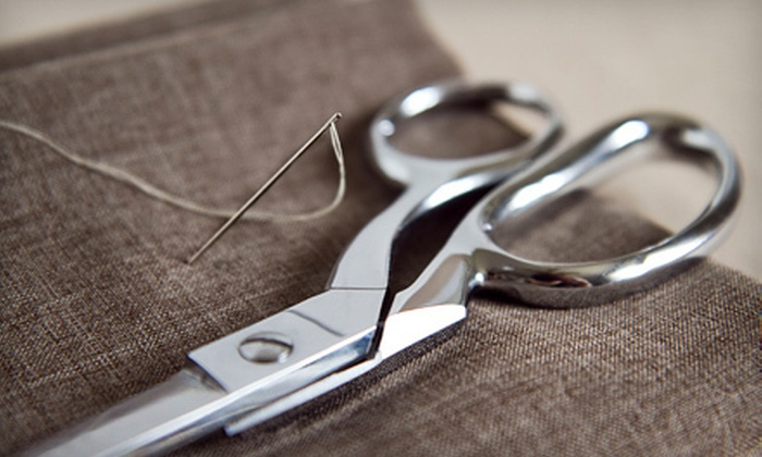 Hong Kong Alterations & Tailoring - Lower Pacific Heights: $10 for $20 Worth of Services at Hong Kong Alterations & Tailoring