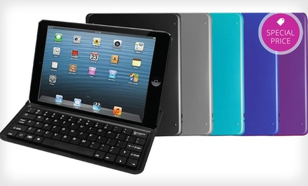 Hype Aluminum Bluetooth Keyboard Stand for iPad. Multiple Colors Available.