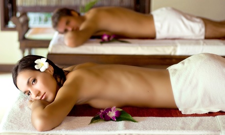60-Min. Massage, Massage with Sugar Scrub & Body Butter, or 60-Min. Couples Massage at Chi Spa (Up to 48% Off)