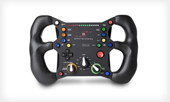 SteelSeries Gaming Steering Wheel : $59 for a SteelSeries Gaming Steering Wheel ($119.99 List Price). Free Shipping.