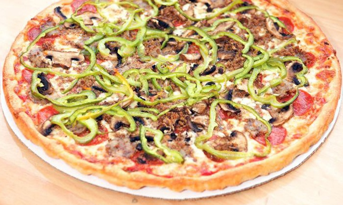 Hope Street Pizza & Family Restaurant - Hope: $15 for $30 Worth of Pizza and Diner Food at Hope Street Pizza & Family Restaurant